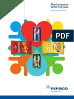 PepsiCo Annual Report 2010