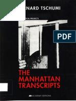 The Manhattan Transcripts