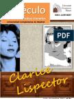 Clarice Lispector Especulo 51 UCM Julio2013