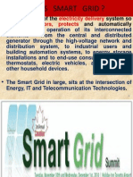 What is Smart Grid