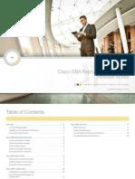 Cisco SBA ReleaseNotes Feb2013