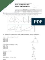 Guía de triangulos
