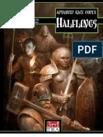D&D 3rd Ed.-advanced Race Codex-Halflings