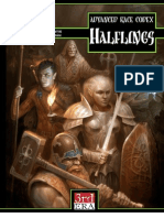 D&D 3rd Ed.-advanced Race Codex-Halflings