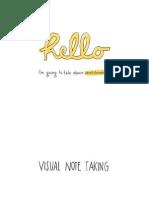 Sketchnotes - Visual Note-Taking