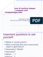 My PPT on constructions