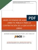 Bases de Selección - ADP N003-2013