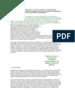 Antimicrobianos naturales y conservación de alimentos