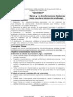 AJUSTE CIENCIAS NATURALES  NB3  QUINTO  BÁSICO