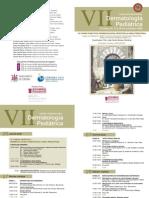 VII Curso Internacional Dermatología Pediátrica