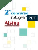 Concurso Fotografia Alsina