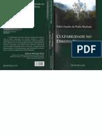 Culpabilidade no Direito Penal 2010 Fábio Guedes de Paula Machado