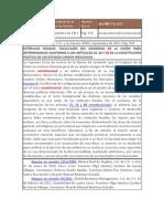 Jurisprudencia Materia Fiscal, Revisar