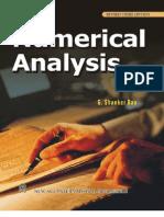 Rao G.S. Numerical Analysis