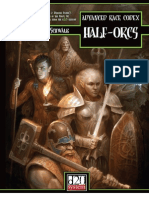 D&D 3rd Ed.-advanced Race Codex-Half-Orcs