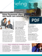 Kaiser Brokerbriefing Newsletter