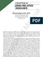 54. Building-Related Disease