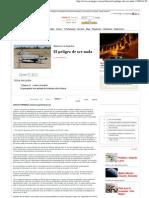 El Peligro de Ser Nada - Militares en La Argentina