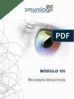 Manual Mod VII Recursos Didacticos