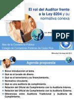 08-2-El Rol Del Auditor Frente a La Ley 8204