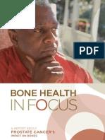Bone Health in Focus Prostate Cancer