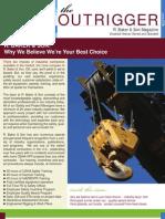 Outrigger Demolition and Rigging Newsletter June 09