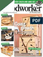The Woodworker Woodturner - July 2012