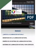 Iluminacion Natural y Eficiencia Energetica LLEDO