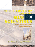 Leadership Role of Muslim Scientists