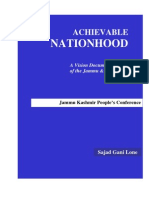 Achievable Nationhood