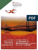 Ocorrências de erro de administração de medicamentos registradas pelo CIAVE-BA no período de 2002 a 2006