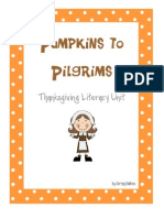 Pumpkins to Pilgrims