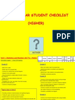 aqa unit 1 2 3 maths gcse higher done