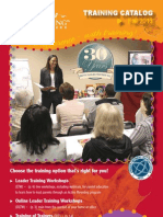 Active Parenting Training Catalog