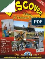 Discover Dillon & Southwestern Montana 2013