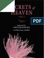 Secrets of Heaven vol. 1
