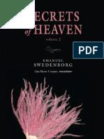 Secrets of Heaven vol. 2