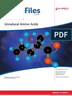 ChemFiles Vol. 8, No. 7 - Unnatural Amino Acids