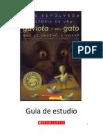 Historia de Una Gaviota y El Gato Que Le Enseno a Volar
