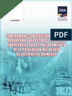 Programa de Cooperacion Entre Los Organismos de Es