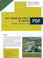 Biogas Buses Sweden
