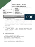 Programa Mate 4 2doSem2013
