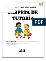 Tutoria Sjm