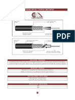 01 Cable Coaxial