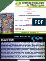Organizaciones Que Han Aplicado El Benchmarking