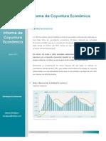 Informe de coyuntura económica Agosto 2013