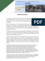 DERECHOS SOCIALES, FUNDAMENTALES