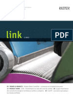Plugin-link No. 60 Customer Magazine Spun Yarn Systems Es 40264