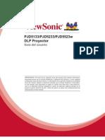 PJD5133_PJD5233_PJD5523w_UG_ESP