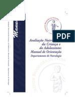 Manual Aval Nutr Pediatria2009